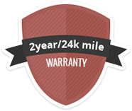 Glendora Auto Repair | Warranty Badge